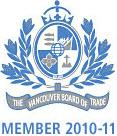 Vancouver Board of trade member logo