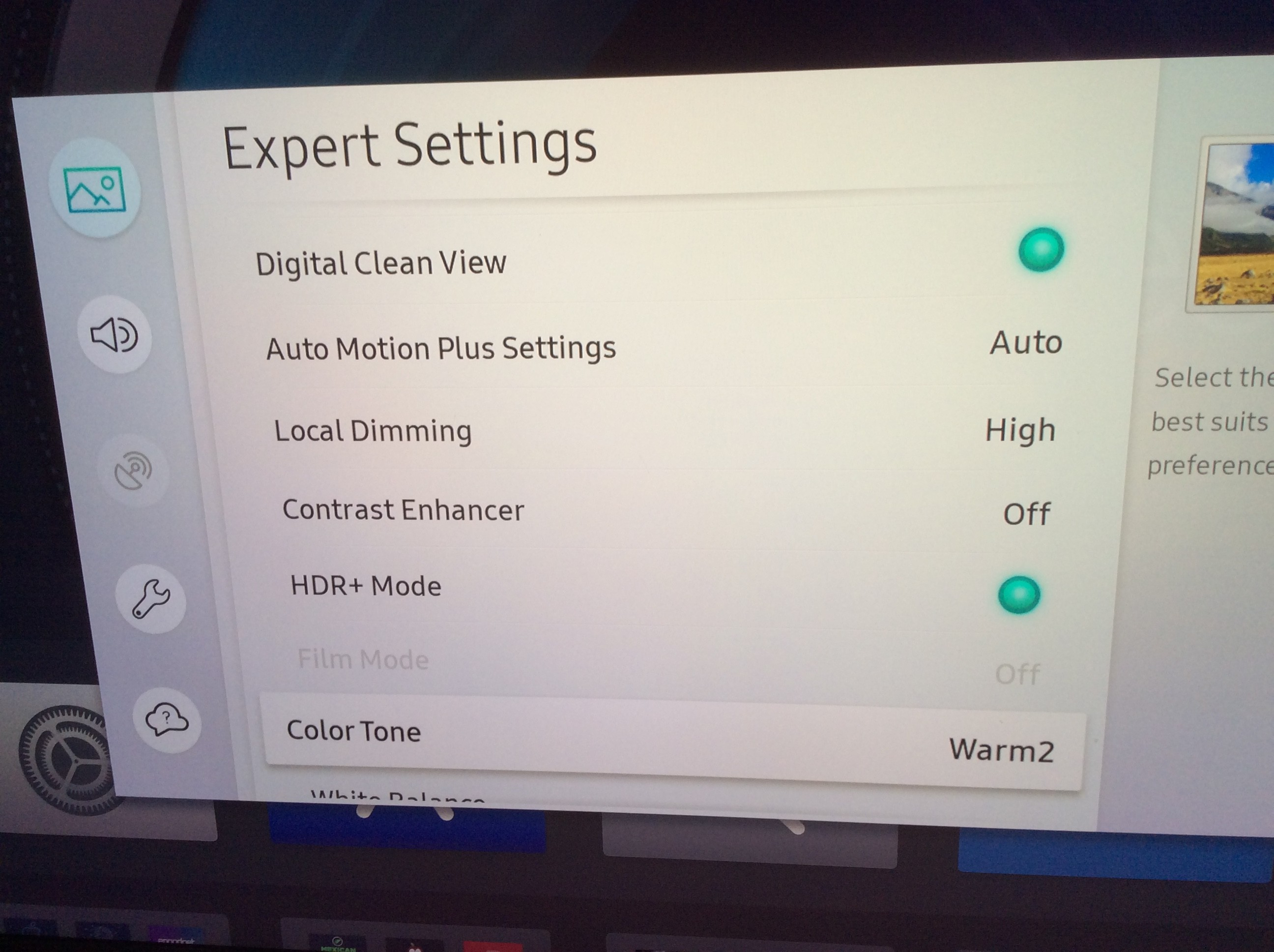 Samsung MU8000 TV Random Flashes Fixed